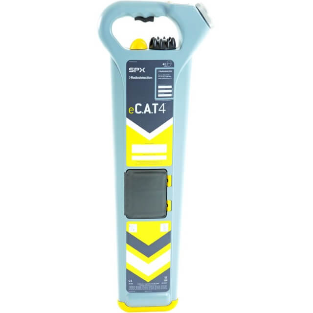 Radiodetection eCAT4 Plus Underground Cable Locator EN74 CALSafe