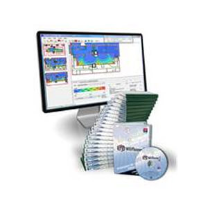 Psiber RF3D-UP2 WLAN Network Planning Software Upgrade Lite to Pro