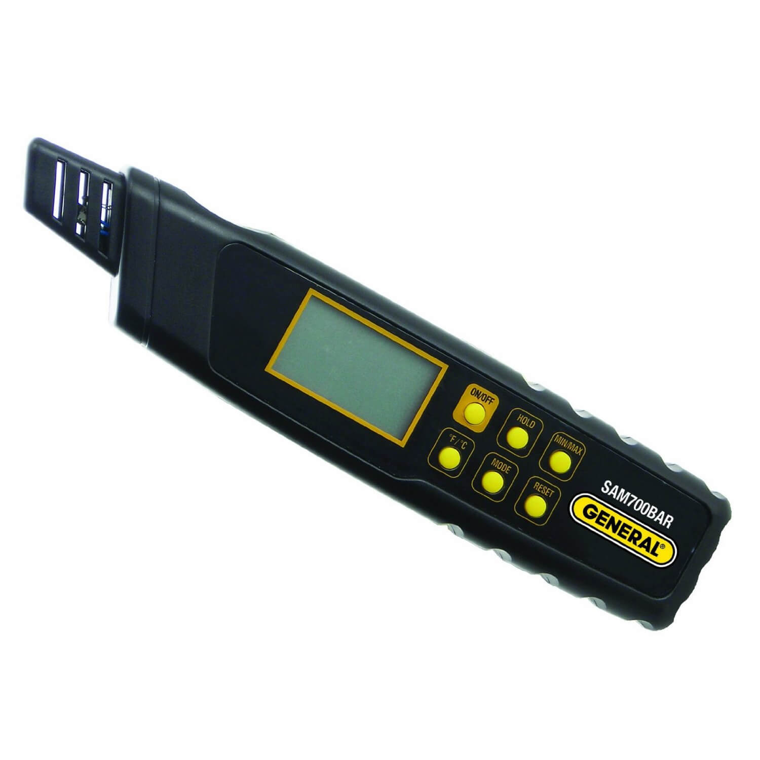 General Tools SAM700BAR Digital Pocket Weatherman Thermo Hygrometer