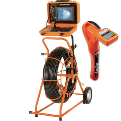 Gen-Eye SL-SDN-B Pipe and Sewer Video Inspection Camera and Locator Kit