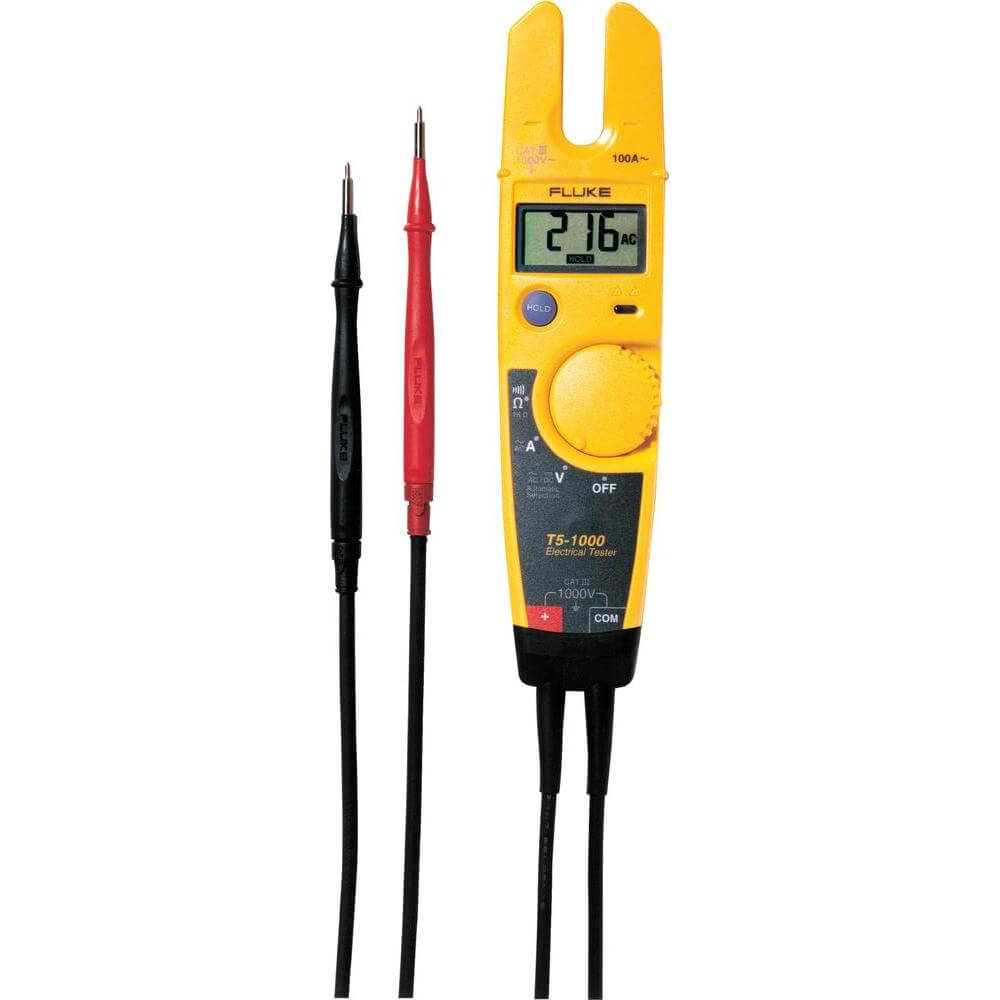 Fluke Circuit Tester : Fluke t electrical tester