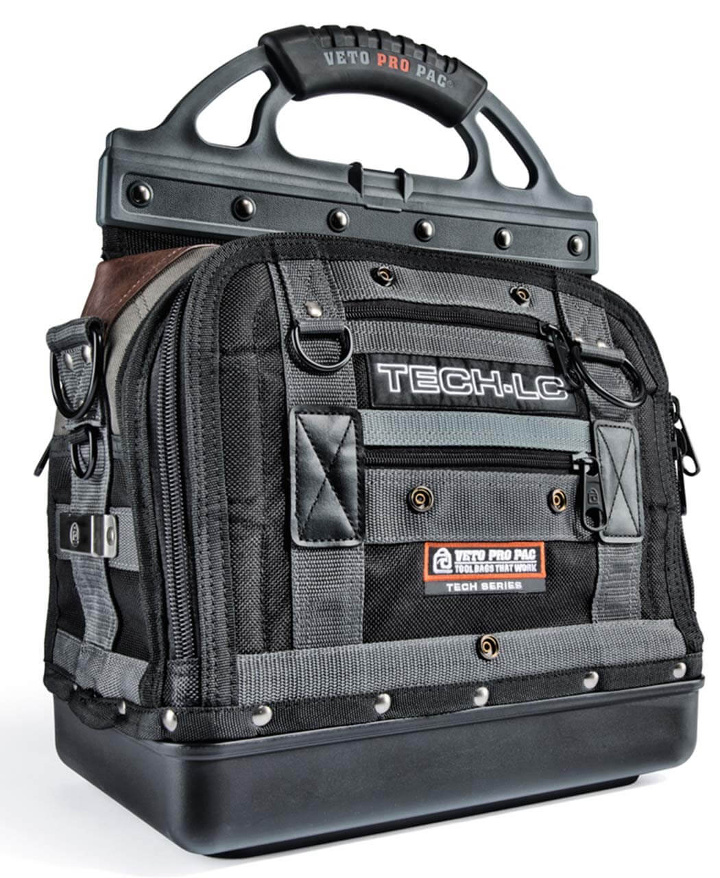 Veto Pro Pac Tech LC Tool Bag with 53 Pockets
