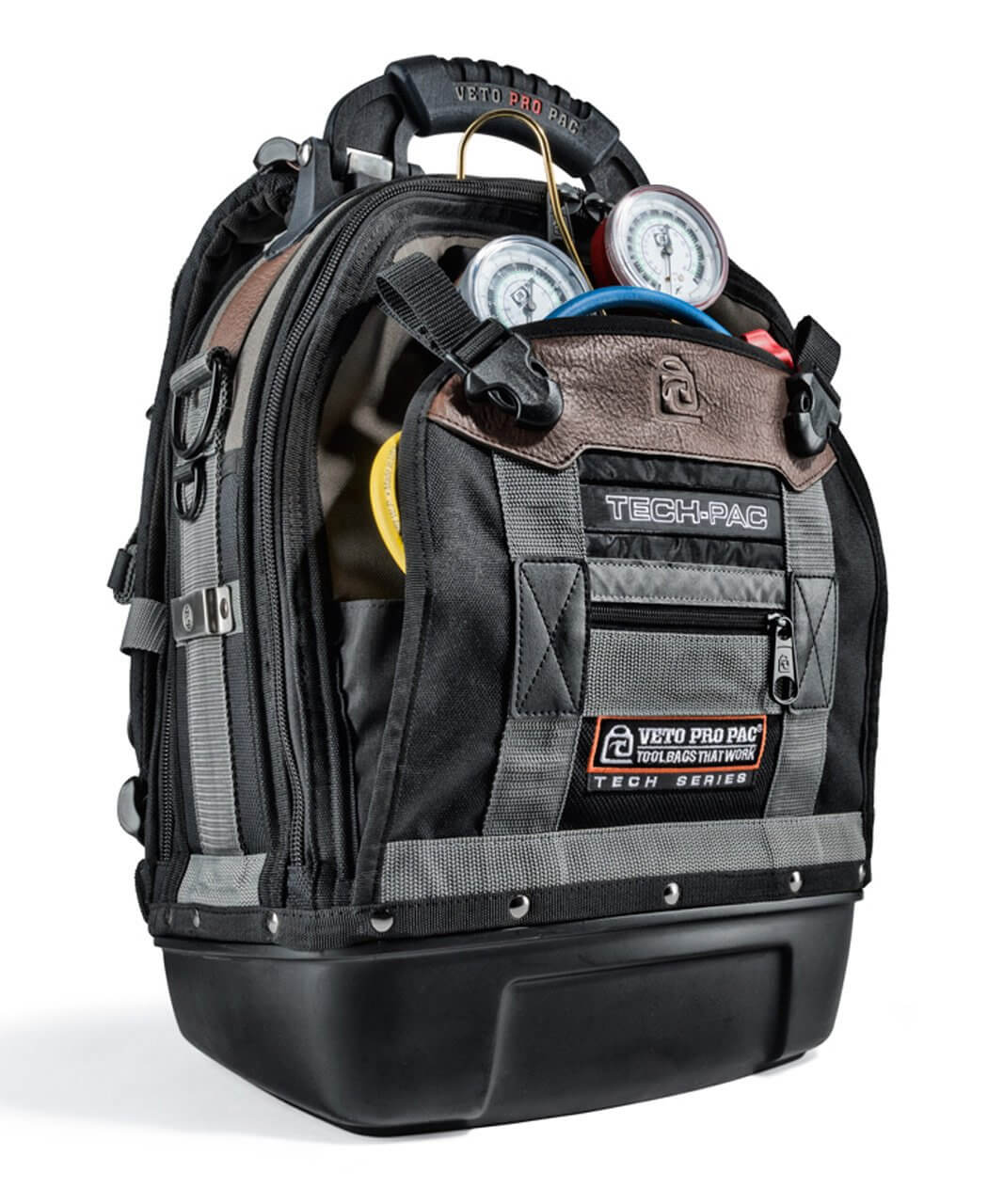 Veto Pro Pac Tech Pac Tool Backpack with 56 Pockets