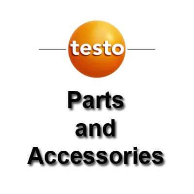Testo parts 0554 0610 Recharger with rechargeable batteries