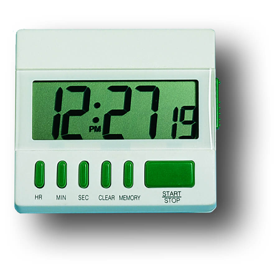 General Tools TI872 Big Digit Dual Clock and Timer