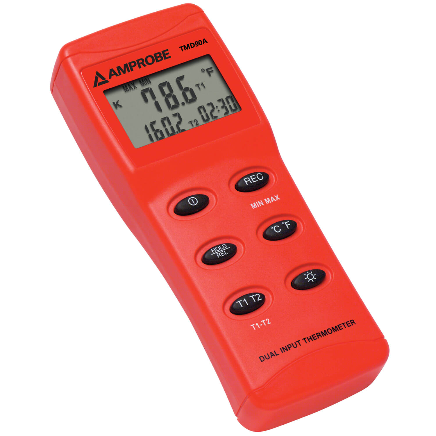Amprobe TMD90A Thermocouple Probe Thermometer
