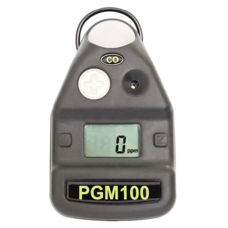 TPI PGM100 Personal CO Gas Monitor with Alarm