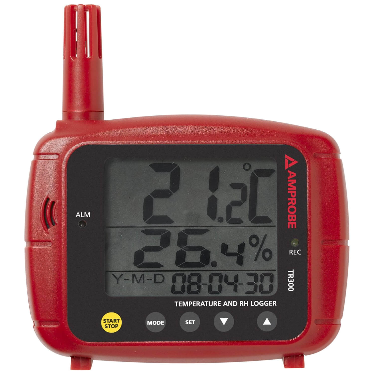 Amprobe TR300 Digital Display Temperature and RH Data Logger