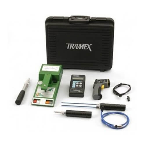 Tramex RIK5.1 Roof Moisture Detection Professional Test Set