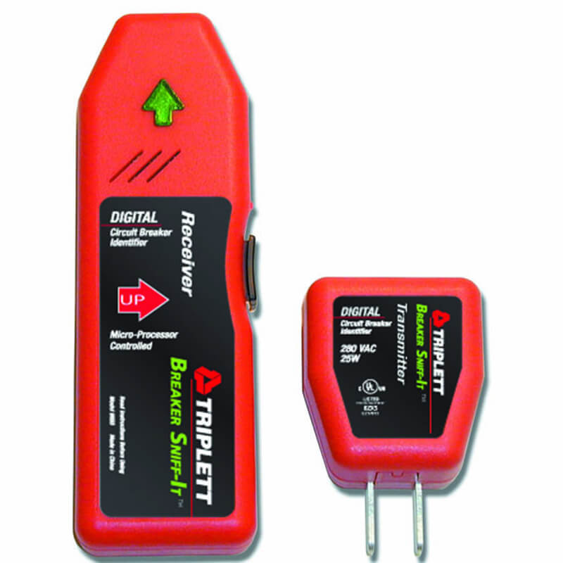 Triplett Sniff-It 9650 Identifier and Tracer for Breakers