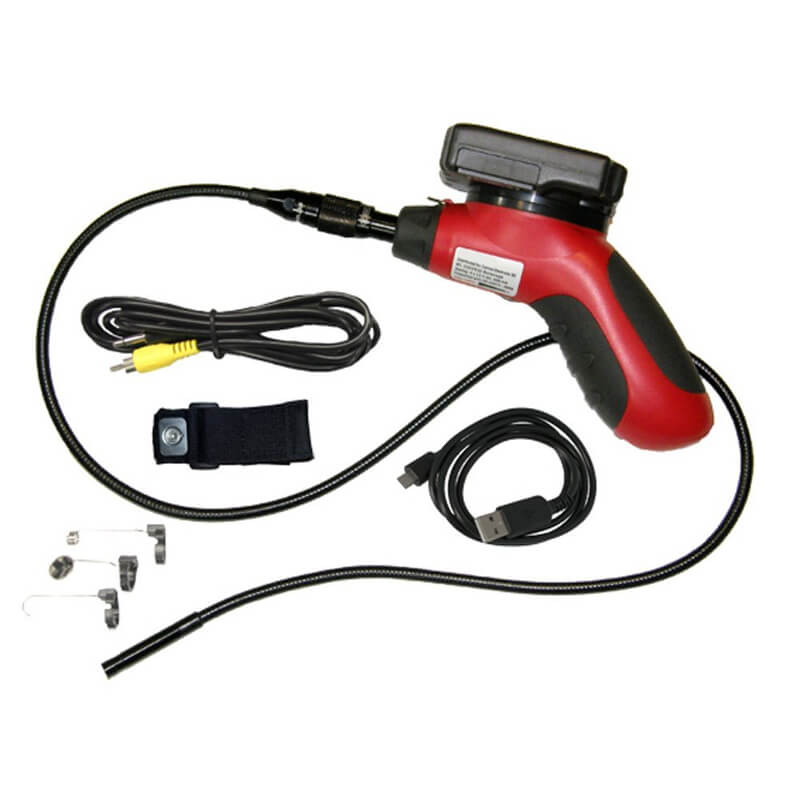Triplett CobraCam Pro 8125 Handheld Borescope Inspection Camera