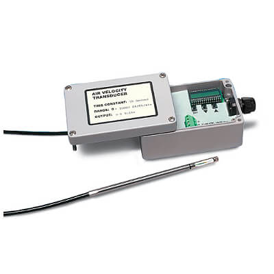 TSI 8455-12 General Use Air Velocity Transducer with 12in Probe
