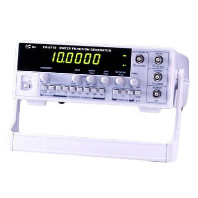 UniSource FG-8110 10MHz Generator for Sweep Functions