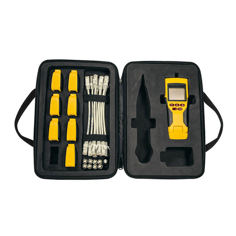Cable Fault Kit : Klein tools vdv scout pro lt cable tester