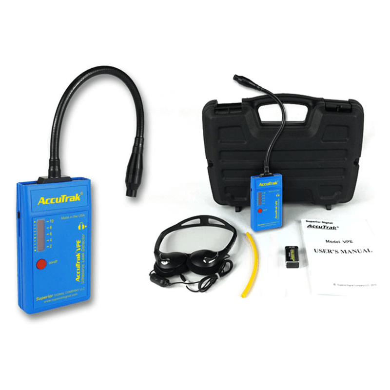 Superior AccuTrak Ultrasonic VPE GN Gooseneck Leak Detector