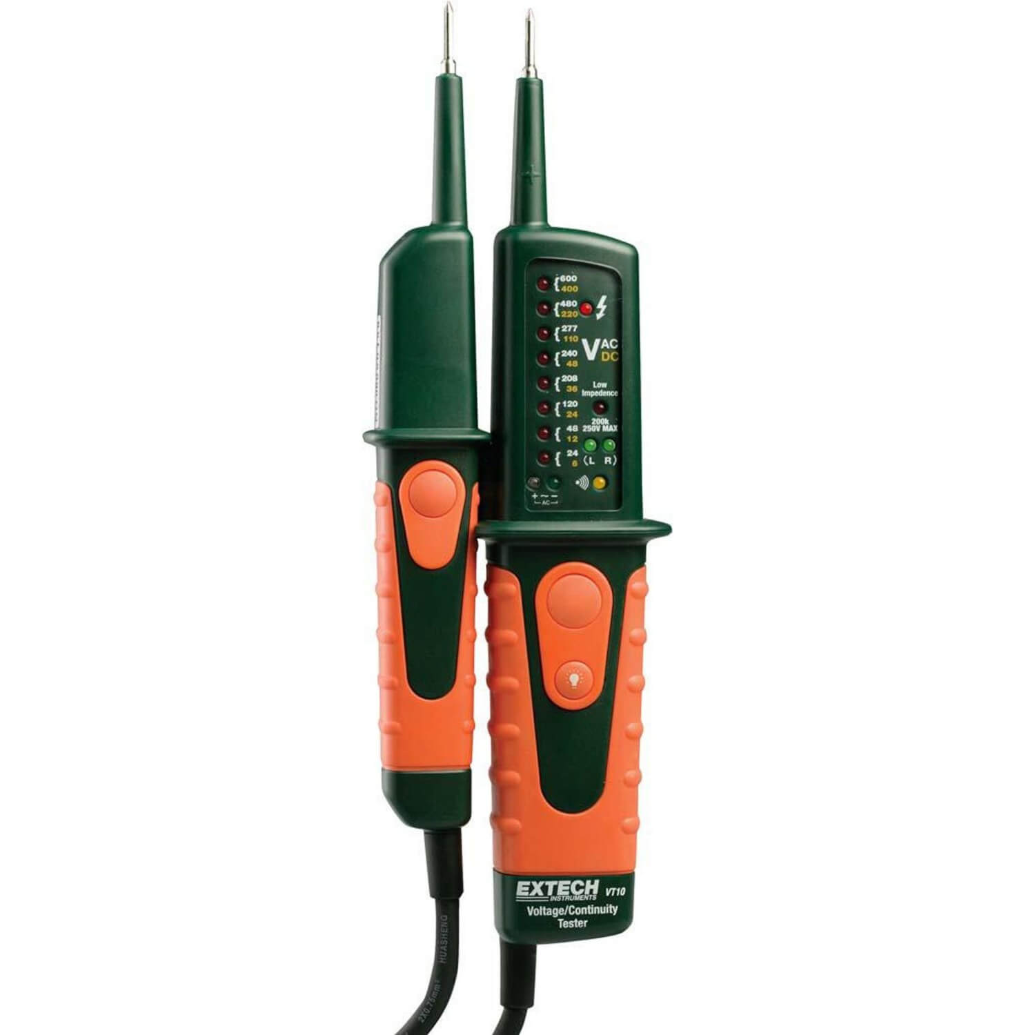 Extech VT10 Continuity and Voltage Tester
