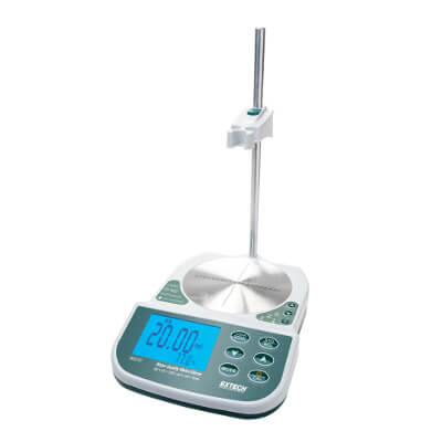 Extech WQ500 Benchtop Digital Water Quality Meter and Stirrer