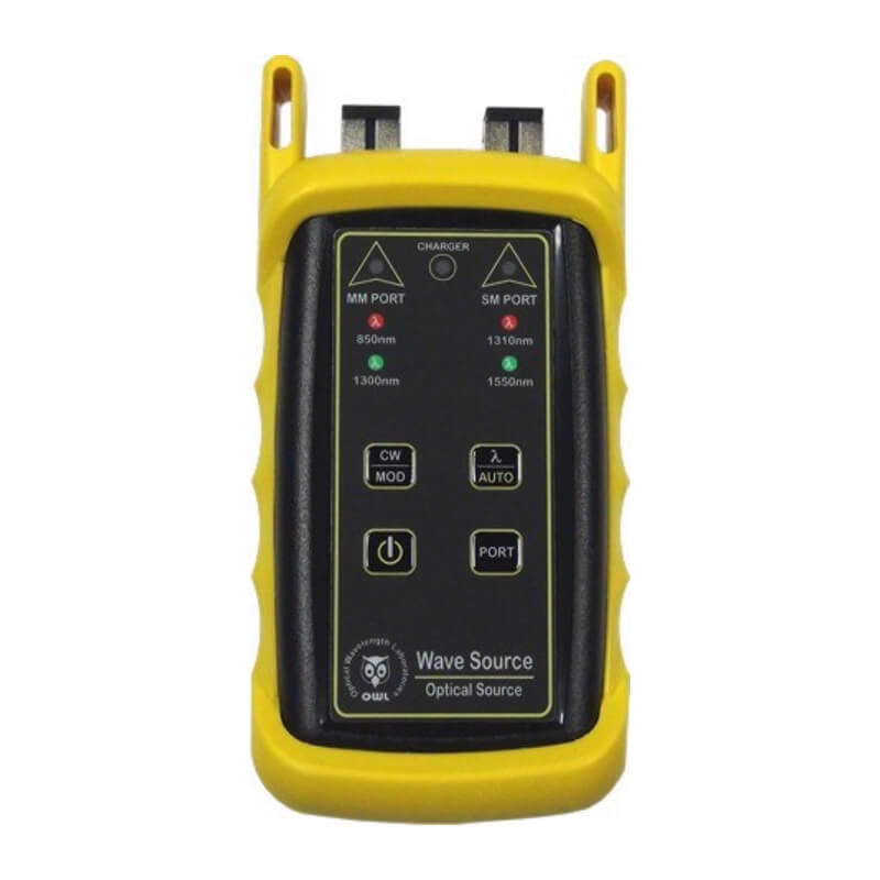 OWL WS-SDsc Wavesource Single Mode Fiber Light Source
