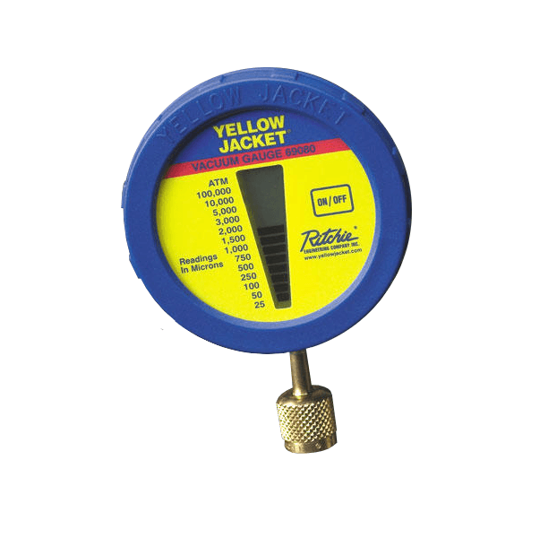 Yellow Jacket 69080 Electronic Vacuum Gauge