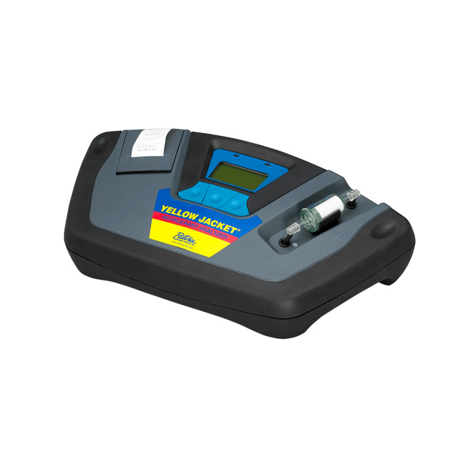 Yellow Jacket 68940 Professional Refrigerant Gas Analyzer and Identifier