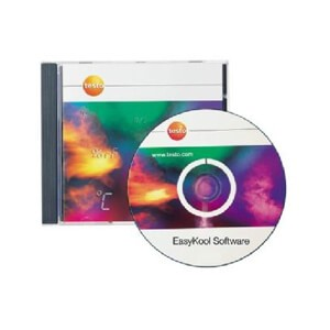 Testo 0554 5604 EasyKool Software