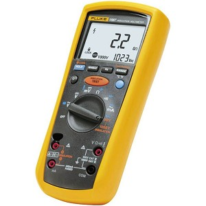 Fluke 1587 TRMS Insulation Tester and Multimeter
