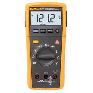 Fluke 233 TRMS Digital Multimeter with Remote Display