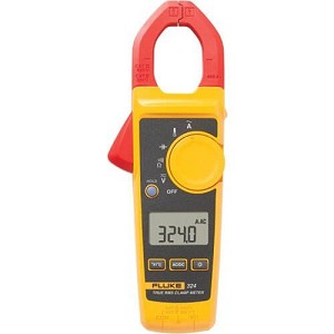 Fluke 324 TRMS 400A Commercial Clamp Meter