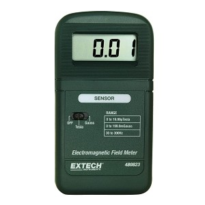 Extech 480823 Electromagnetic Radiation Handheld Tester