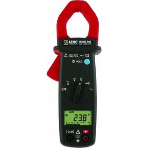 AEMC 502 Compact Digital Clamp Meter