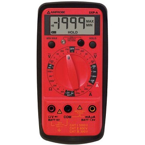 Amprobe 5XP-A Digital Multimeter for General Electrical Use