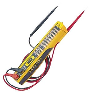 Ideal Industries 61-092 Vol-Con Elite Voltage Tester with Shaker