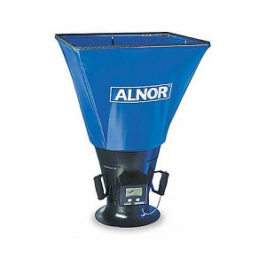 Alnor 6200D LoFlo Balometer Air Volume Capture Hood