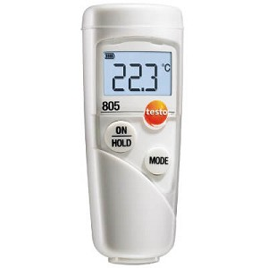 Testo 805 Miniature Infrared Laser Thermometer