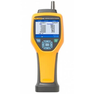 Fluke 985 Digital Handheld Airborne Particle Counter