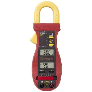 Amprobe ACD-14 PLUS Clamp On Multimeter with Dual Display 600A