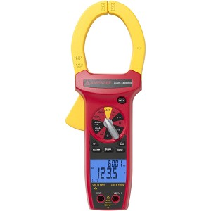 Amprobe ACDC-3400 CAT IV Rated TRMS Clamp Meter