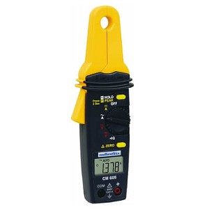 AEMC CM605 100A AC DC Digital Clamp Meter for Low Current