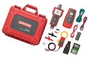 Amprobe AT-7030 Advanced Wire Tracer Smart Sensor and LCD Display Kit
