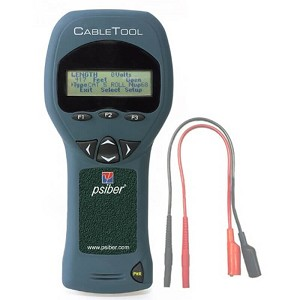 Psiber CT50 CableTool TDR Cable Fault and Distance Meter