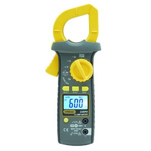 General Tools DAMP60 Amp Clamp Meter with Auto Ranging