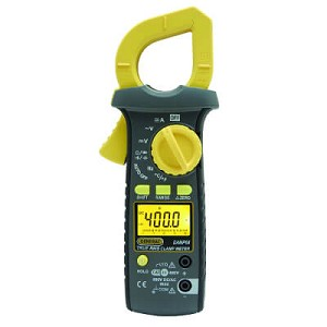 General Tools DAMP68 Amp Clamp Meter AC DC with Auto Ranging