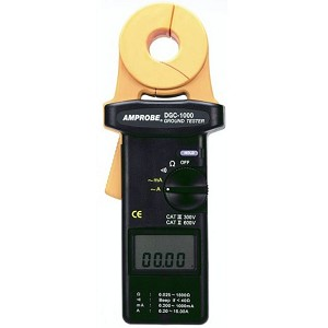 Amprobe DGC-1000A Clamp-on Ground Resistance Meter