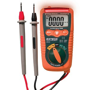 Extech DM220 Miniature Pocket Multimeter