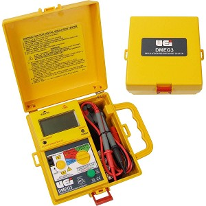 UEi DMEG3 Portable Insulation Resistance Tester