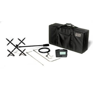 TSI Alnor EBT730 Micromanometer Kit with Carrying Case