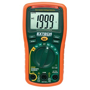 Extech EX320 Miniature Autoranging Digital Multimeter