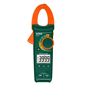 Extech MA440 400AC Clamp Meter and NCV Tester