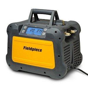 Fieldpiece MR45 Refrigerant Recovery Machine with Fast Speed Action