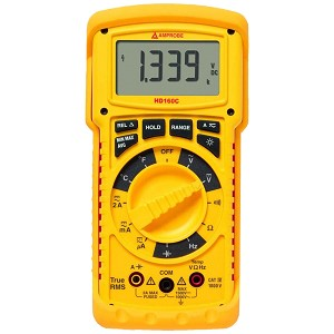 Amprobe HD160C Electrical and Industrial Digital Multimeter